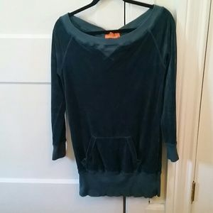Juicy couture long sweater