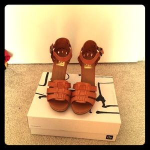 DV by dolce vita wedge sandals