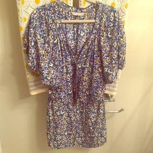 Rebecca Taylor Dresses & Skirts - Rebecca Taylor floral mini