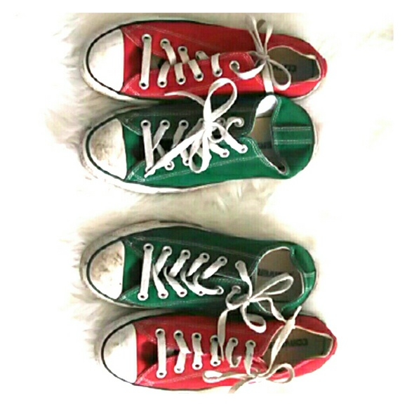 6443066f5152 Converse Shoes | Christmas Mix And Match | Poshmark