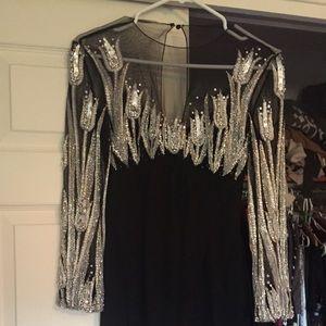 Bob Mackie gorgeous NYE dress!!!