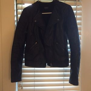 Topshop Jackets & Blazers - Topshop Moto Leather Jacket