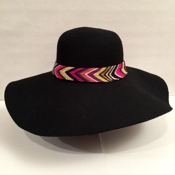 5b121c1444006 MISSONI for Target Wool Floppy Hat!