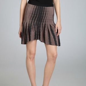 Geren Ford Dresses & Skirts - Geren Ford Sparrow abstract silk skirt