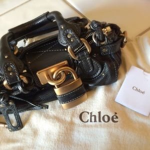 Chloe Handbags - ⬇️Chloe Mini Paddington Black