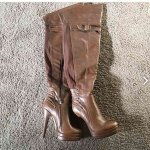 New Luichiny thigh high boots