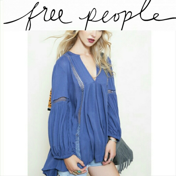 2566ddcb08b Free People Tops | Sale Nwt Just Two Of Us Tunic | Poshmark