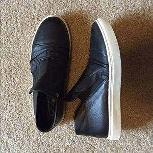 f357db49a47 Steve Madden Shoes - NEW Steven by sTeve madden leather Exitt sneaker