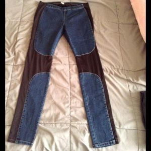 Nasty Gal Denim - UNIQ jegging NWOT