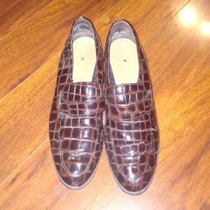Brown Loafers very good condition‼️‼️‼️‼️