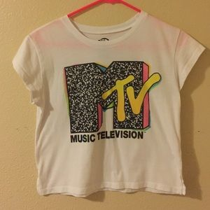 MTv crop top