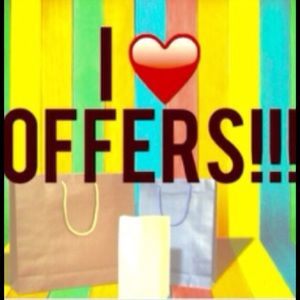 Other - 💕ALL REASONABLE OFFERS WILL BE ACCEPTED 💕