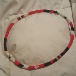 Jewelry - Native American handmade beaded necklace