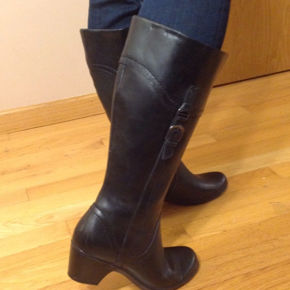 480790e5cf90 Clark s Ingalls Vicky2 Wide Calf Boots