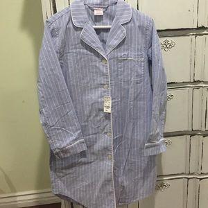 Brooks Brothers Intimates   Sleepwear - Brooks brothers women s nightshirt ecb2df818