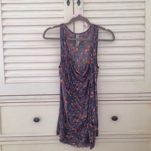 Free People Tops - Free People loose floral print tank