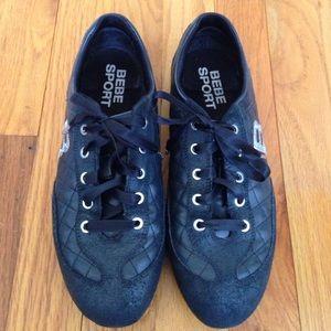 bebe shoes athletic shoes on poshmark