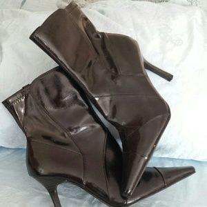 Diba Shoes - Black sexy boots