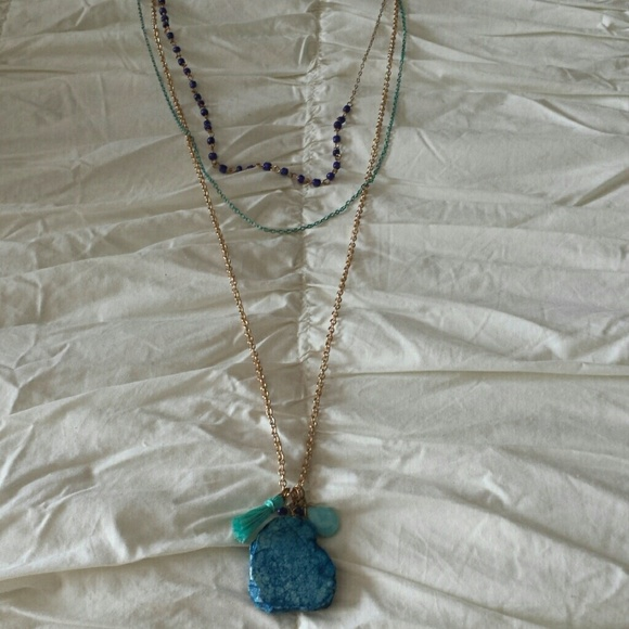 Jewelry - 20inch layered necklace