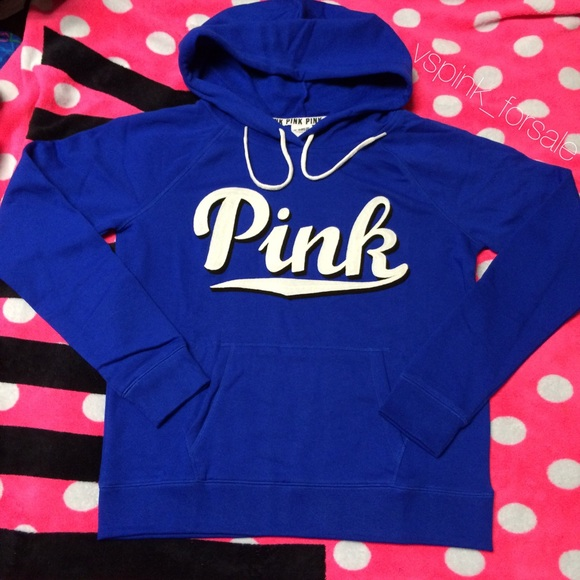 PINK Victoria's Secret - SOLD  VS PINK Perfect Pullover Hoodie ...