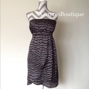 MM Couture Dresses & Skirts - NWT MM Couture by Miss Me Strapless Dress