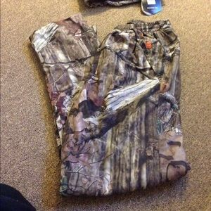Mossy oak infinity break up pants