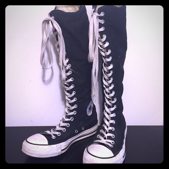how to lace up converse