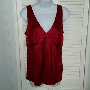 Red Hot Blouse Tank Top