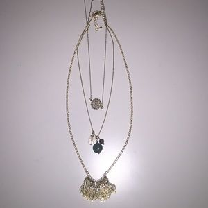 Jewelry - 3-set Gold Necklaces
