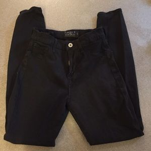 Lucky Brand high waisted skinny jeans NWOT 26