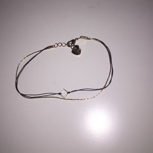Jewelry - Black and Gold Bracelet