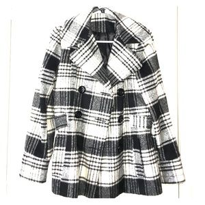 George Jackets & Blazers - Black and white Jacket.