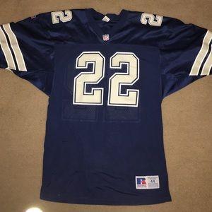 Authentic Dallas Cowboys Emmitt Smith Jersey