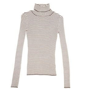 Tops - Ribbed Turtle Neck