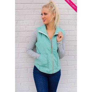 Amazing Lace Jackets & Blazers - Vest