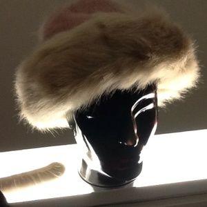 Aris Accessories - Aris furry hat