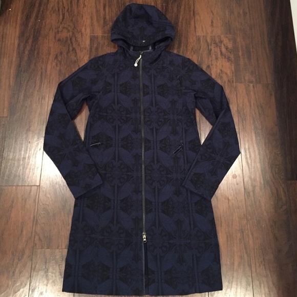 0febd2ee4d lululemon athletica Jackets & Blazers - Lululemon Apres Yoga Rain Jacket  EUC RARE