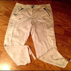 new york & company cargo pants on Poshmark