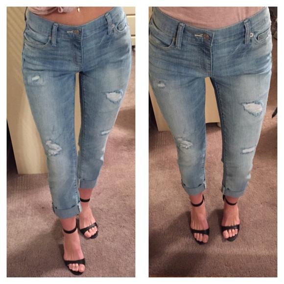70% off GAP Denim - Gap Boyfriend/Girlfriend Jeans from Asa's ...
