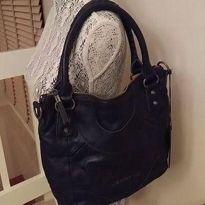 Liebeskind  Handbags - Midnight Blue leather crossbody handbag