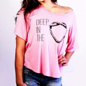 Deep in the Heart  Tee shirt