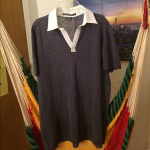 Island company  Other - ⛱Linen knit polo⛱