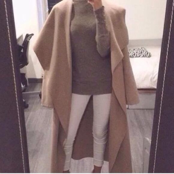 20% off Zara Jackets & Blazers - HP🎉 Brand NWT Zara Camel ...