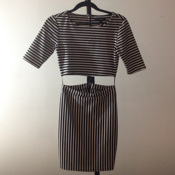 Forever 21 Dresses & Skirts - Two Piece Stripped Dress