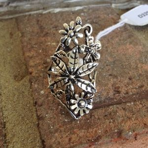 Jewelry - 7.18 GMS INDONESIA BALI ISLAND JAVA RING