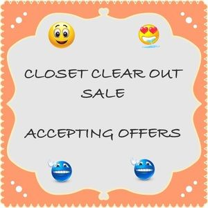 Other - Reasonable offers welcome!!