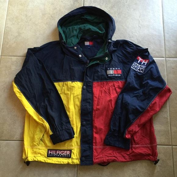Tommy Hilfiger Jackets Coats Vintage Sailing Gear Jacket Poshmark
