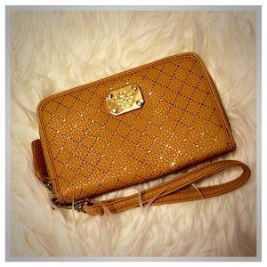 Jessica Simpson Darby Zip Around Wallet