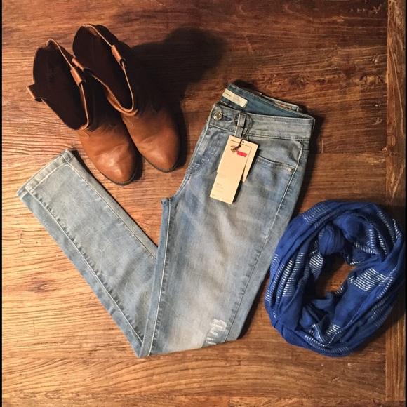 da7f85f6c1f Levi's Jeans | New Levis Super Skinny Low Rise Leggings | Poshmark