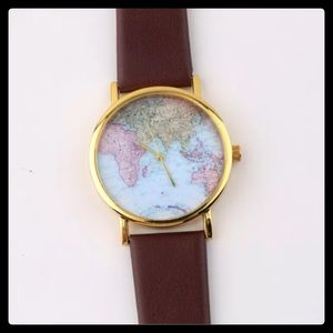 FLASH SALE⚡️⚡️⚡️ Map Wrist Watch